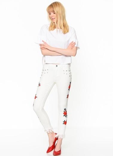 Only Jean Pantolon | Carmen - Skinny Beyaz